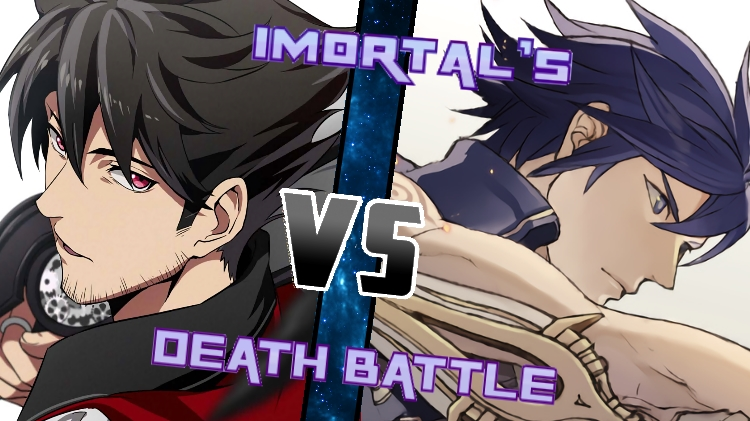 Qrow vs. Chrom by XImortalPantzFTWX
