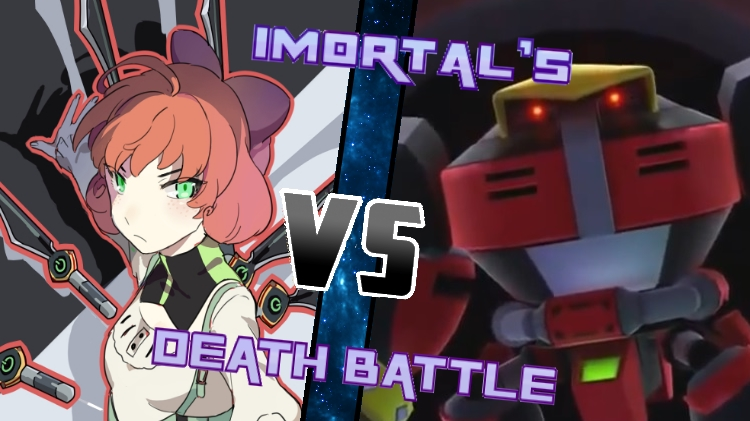 Penny vs. E 123 Omega! by XImortalPantzFTWX