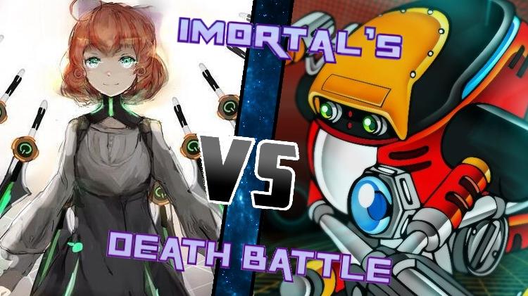Penny vs. Gamma by XImortalPantzFTWX