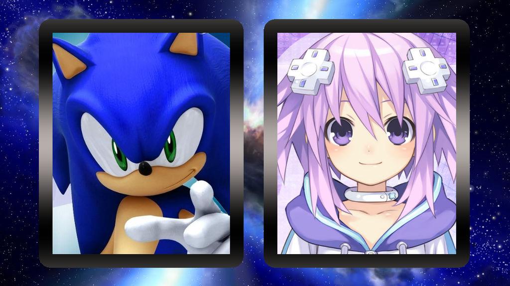 Sonic The Hedgehog Vs Neptune Death Battle By Thatguyimortal On Deviantart