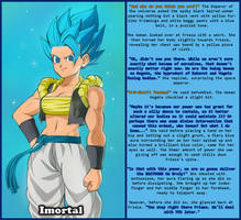 The True Power Of Fusion (Gogeta TG Caption) by ThatGuyImortal