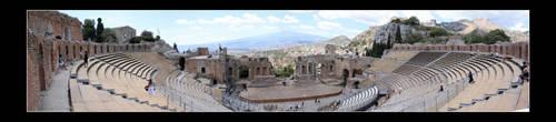 Taormina by Thorleifr