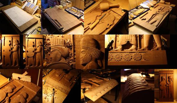 Persepolis WIP