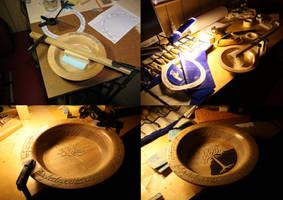 Denethor's Bowl, WIP