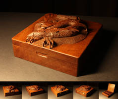 Smaug the Wooden