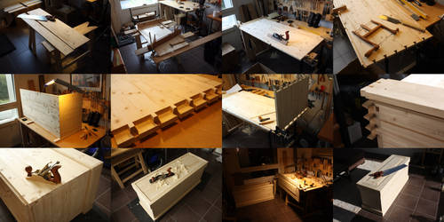 The making of a chest