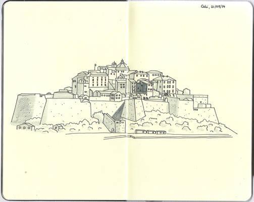 Calvi - Citadel