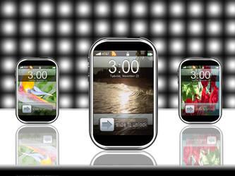 iPhone by ElMenor2393