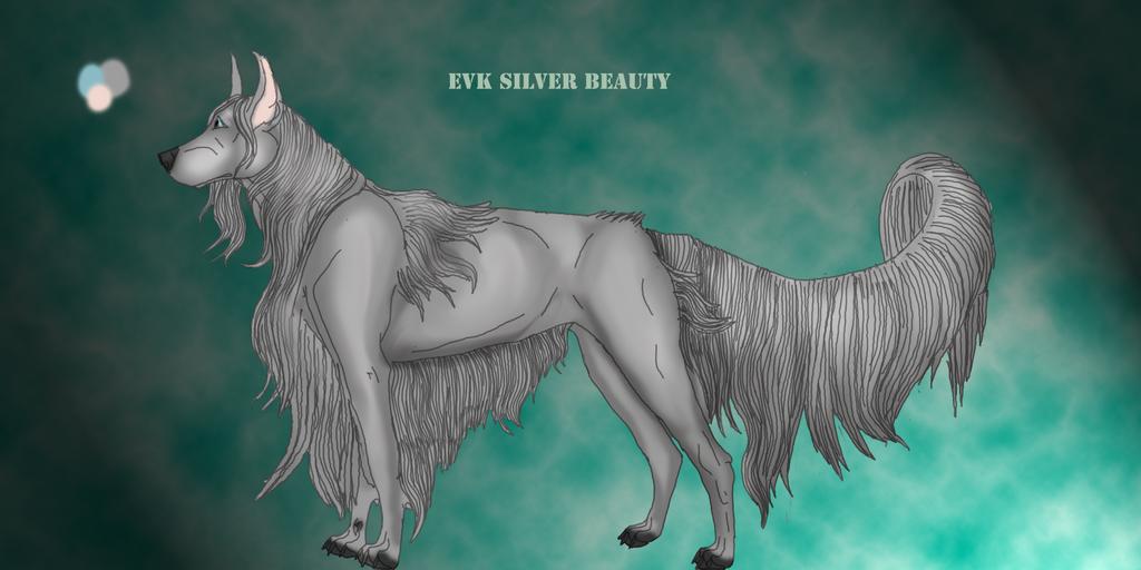 EVK Silver Beauty by lighteningfox