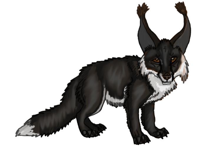 Sionnach Species cub by lighteningfox