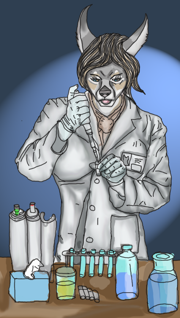 DOI Event: Testing The Evidence by lighteningfox