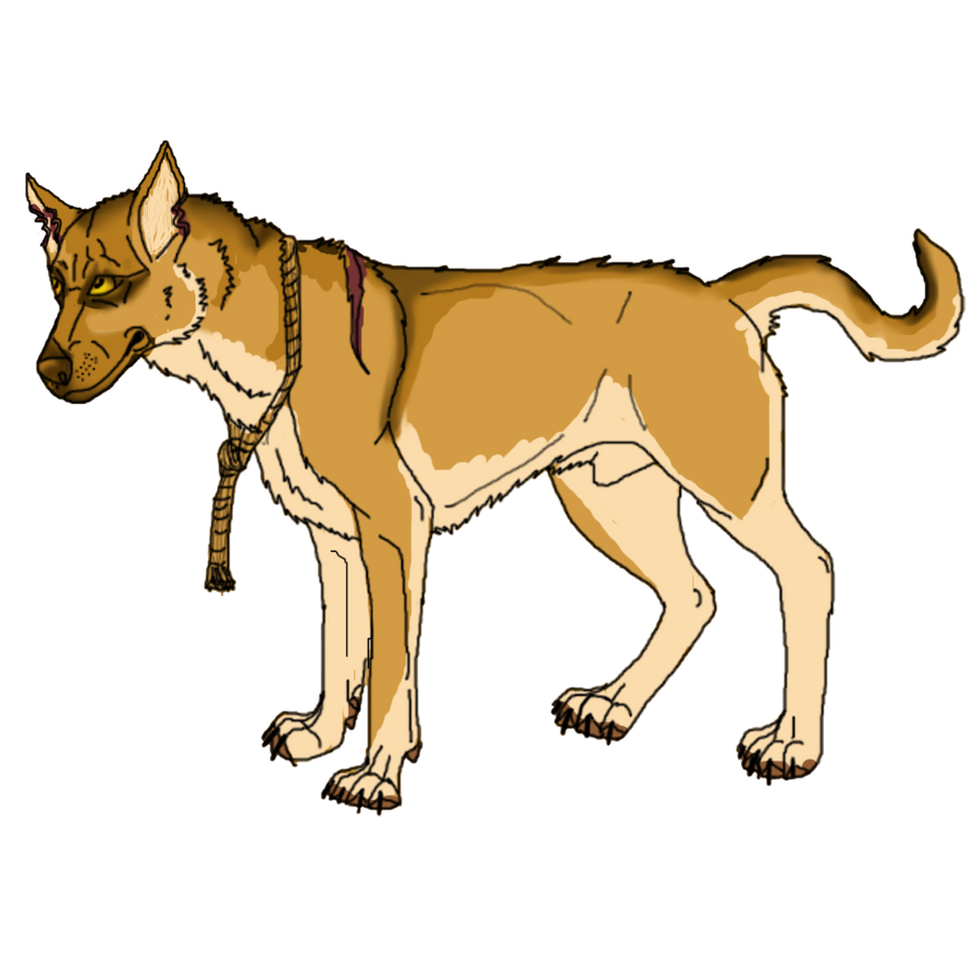 Rohan design a dog contest by lighteningfox on deviantart for Rohan design