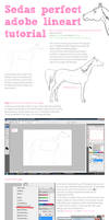 Adobe cs3 Lineart cleanup by SarahScala