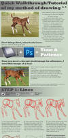 Artwork Tutorial - Horse