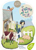La ferme en folie - Flyer by Sedeto