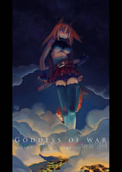 Goddess of war by Sedeto
