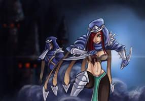 Talons Katarina by No-sabe