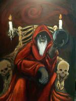 The Crimson King by Cadogan3