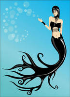 fetish mermaid by annienaseem