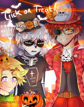 Trick or Treat ! [MM SNS EVENT]