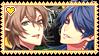Gentaro x Dice Stamp