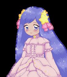pixel princess by hancia