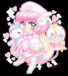 Fairy Wish by hancia