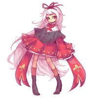 for Shimimori by FLESHkun