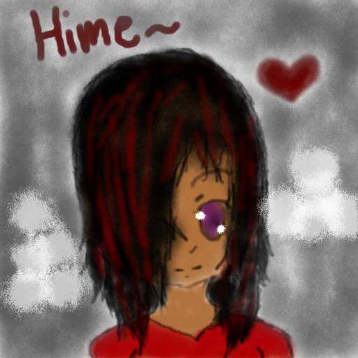 Hime by ZeeGoAngel7