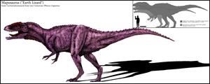 Mapusaurus. roseae