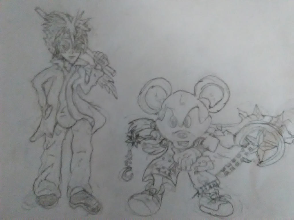 reno_and_mickey_mouse_wip_by_ienzo628-dc