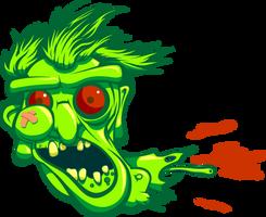 Zombie by PsPeet