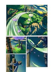 page of my manga