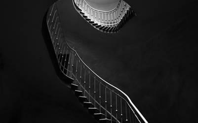 Stairway to heaven by Grzechool