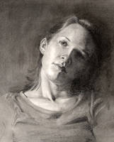 Self-Portrait 2 by alesyira