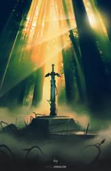 The Legend of Zelda - Korok Forest