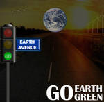 Go Earth, Go Green by zymedruoun
