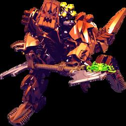 Vorox Warrior