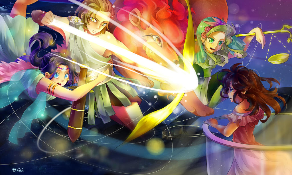 Millennium Dream by KiwiKuru