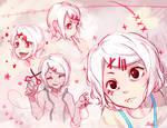 Suzuya Juuzou sketches