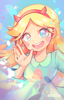 COMM: Star Butterfly