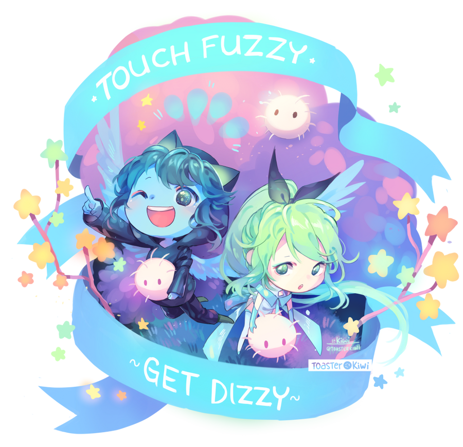 COMMISSION: Fuzzy Fest