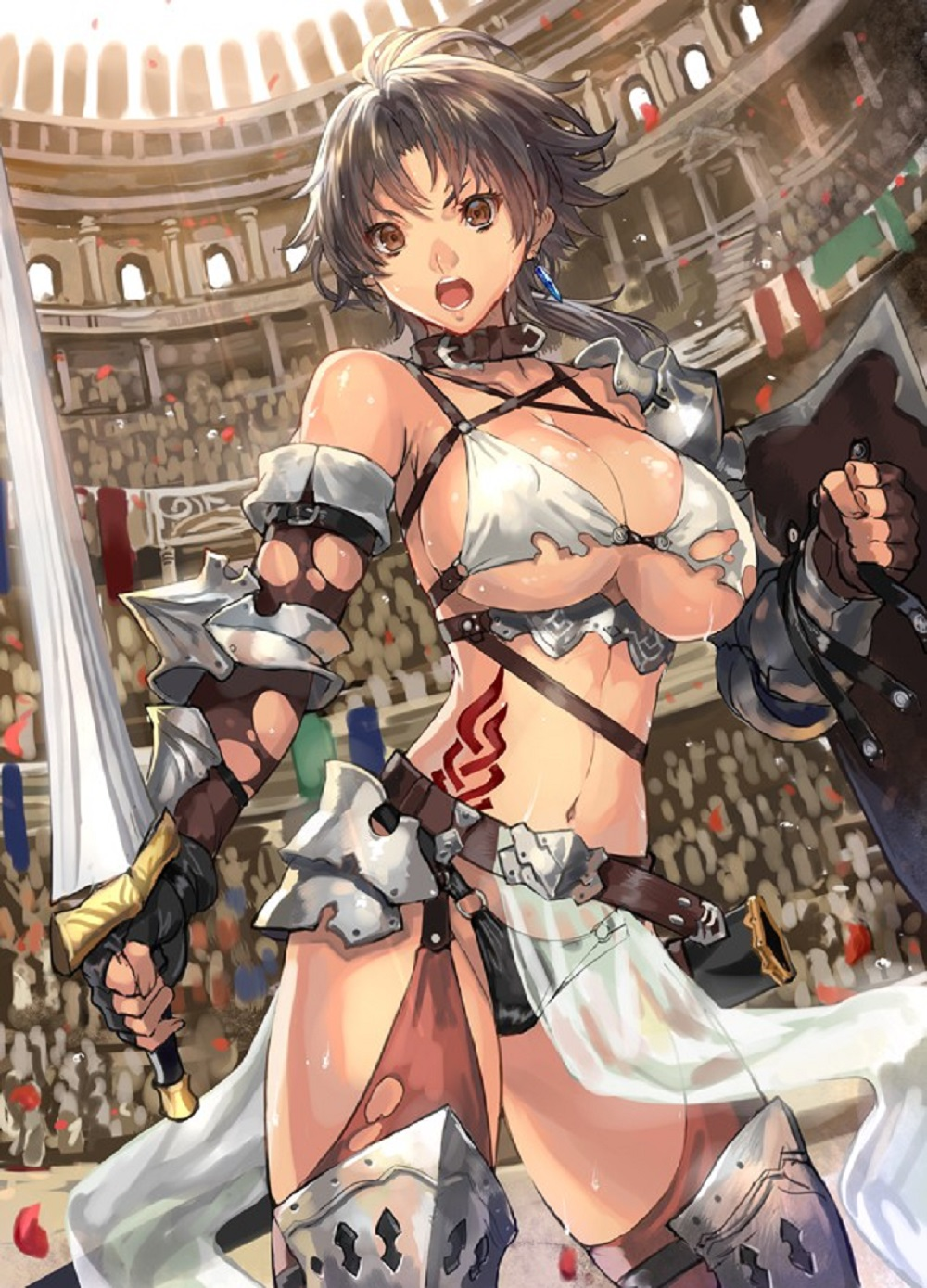 Anime elf knight hentai xxx hoes