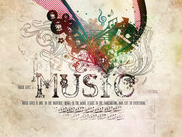 Music Gives by VinhFX