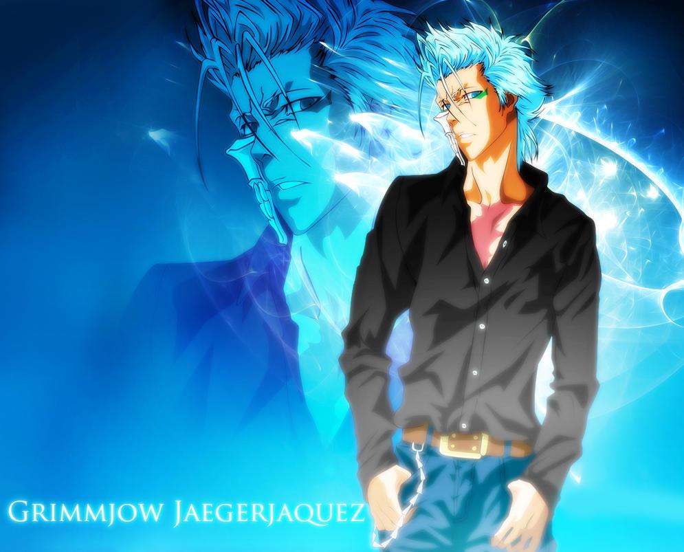 Ulquiorra Wallpaper Grimmjow Jaegerjaquez ...