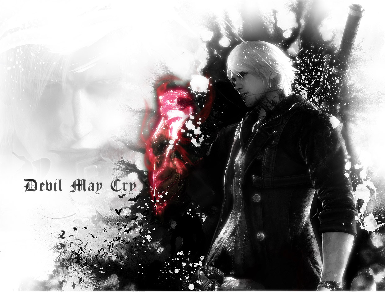 Devil May Cry 4 by VinhFX