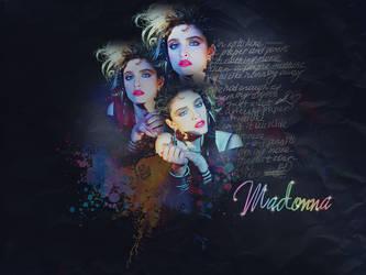 Madonna by margottina