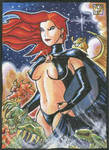 Goblin Queen sketch card