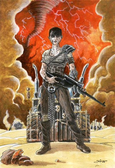 Imperator Furiosa by Reznorix