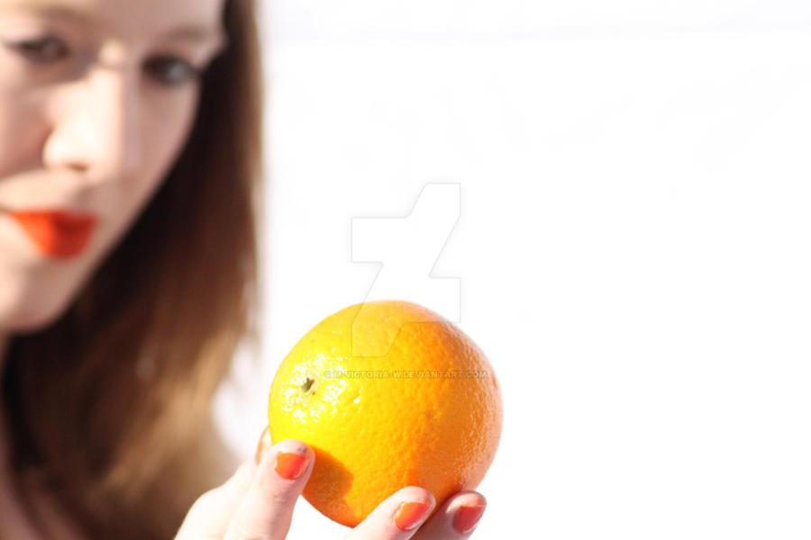 Orange by M-Victoria-W